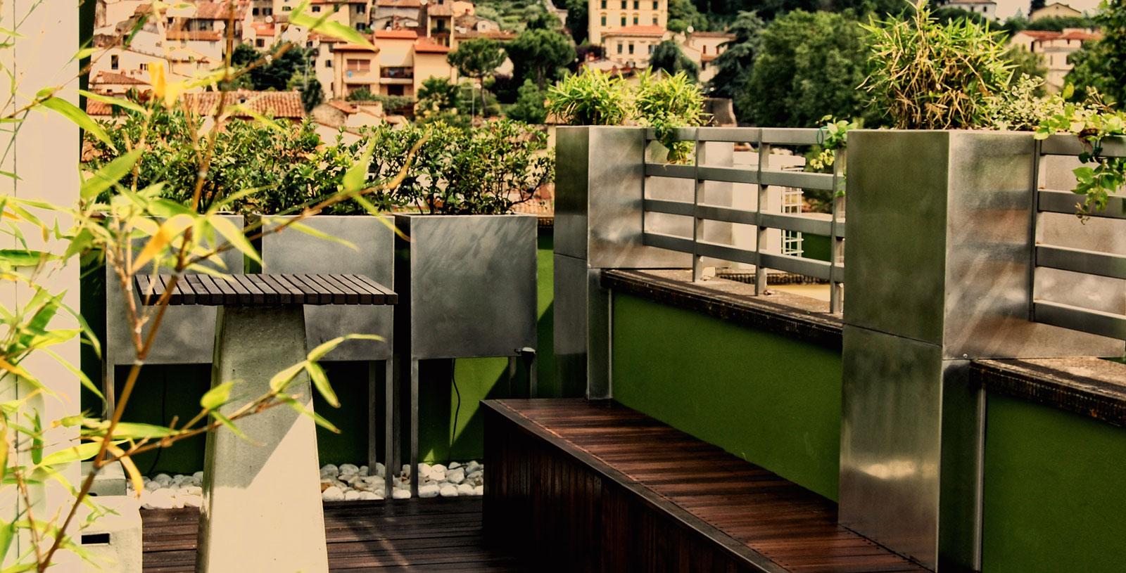 Fare l orto in giardino con le corbusier tetto giardino - Le corbusier tetto giardino ...